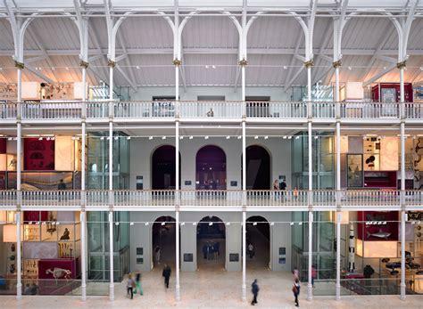 design engineer edinburgh national museum of scotland gareth hoskins architects