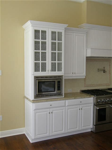 microwave built into wall cabinets microwave options