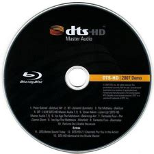 format audio bluray dts hd master audio