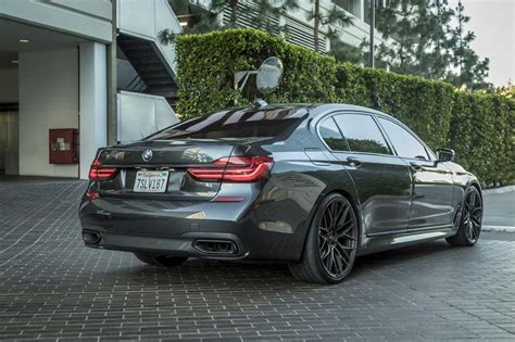 Neuer BMW 7er G11/G12 auf Vorsteiner V FF 107 Felgen