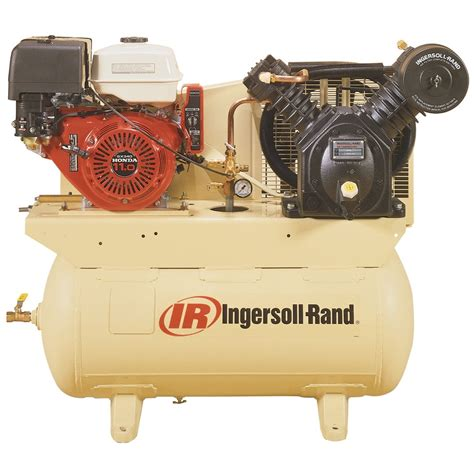 Compressor Ingersoll Rand Ingersoll Rand C2475f13gh Two Stage Gas Compressor