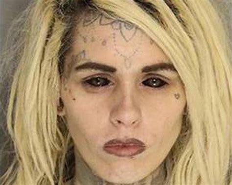 guess the crime south carolina woman has scariest mugshot