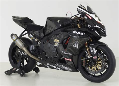Tas Motor Parts March relentless reveal their 2010 bsb gsx r1000 mcn