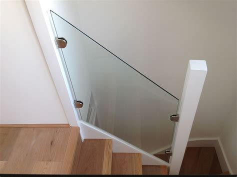 glass banister staircase glass banister select a perfect glass baluster for your staircase space