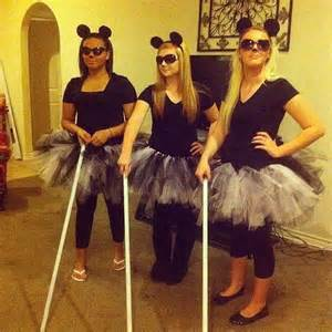 blind mice costume three blind mice ghouls 50 creative