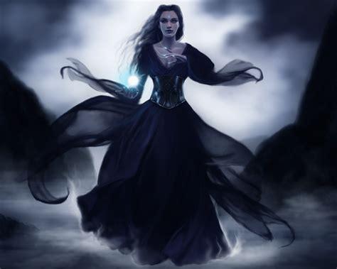 film fantasy gothic witch fantasy girl art dark horror gothic fantasy art