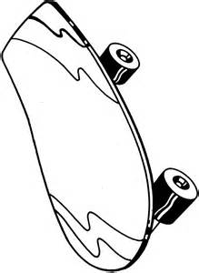skate coloring pages skateboard pictures to color coloring home