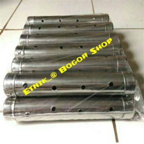 Cetakan Lontong 20 Cm cetakan lontong alumunium 4 cm x 20 cm shopee indonesia
