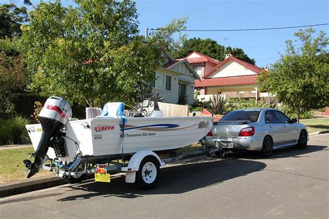 civic towing boat gm flat tow vehicles autos post