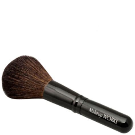 Bronzing Brush makeup works bronzer powder brush hq hair