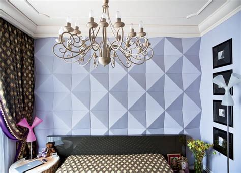 modern interior design  eclectic style  parisian chic