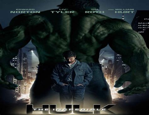 The Incredible Hulk 2008 Film Opinions On The Incredible Hulk Film