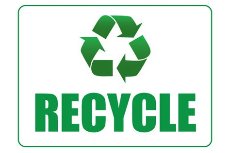 printable recycling images printable recycle sign pdf file free download free