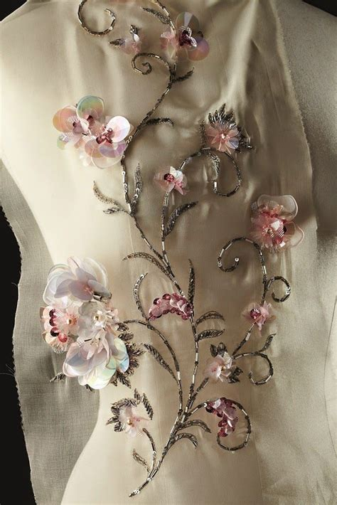 embroidery couture book review haute couture ateliers the artisans of