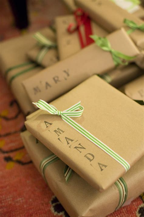 wrapping present 20 wrapping ideas the 36th avenue