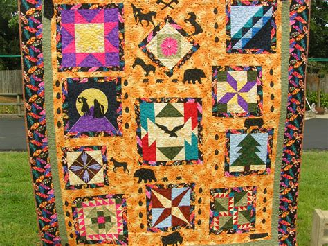 Quilt Lewis by Lewis And Clark We Quilting