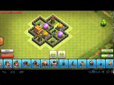 layout vila nivel 2 clash of clans layout centro de vila n 237 vel 4 hibrido