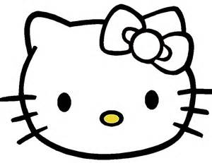 pin the bow on hello kitty template hello kitty party