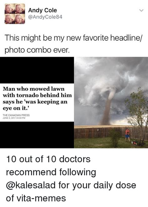 New Memes Daily - 25 best memes about tornado tornado memes