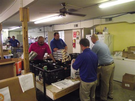 The Pantry Mission by Mrda Makes A Stop At Stodden County Gospel Mission Food Pantry Apro