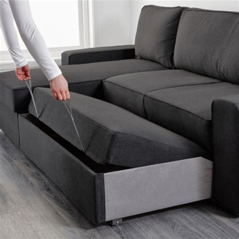 Ikea Schlafcouch ikea schlafsofa aufklappen