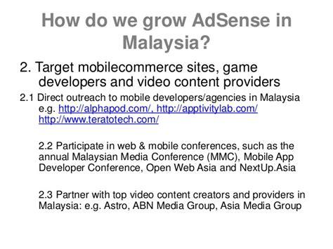 adsense malaysia google adsense malaysia