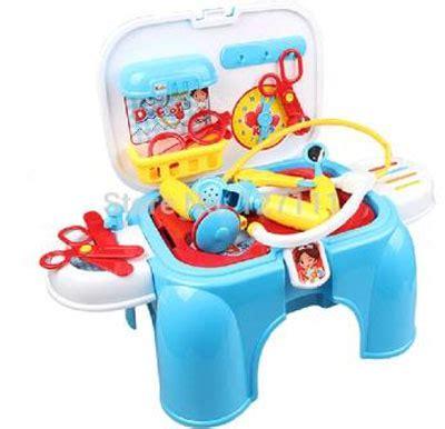 Mainan Sweet Shop Cart Pink doctor playset chair biru rupa2kepik