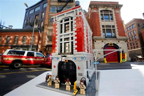 Lego Headquarters by Lego Ghostbusters Firehouse Headquarters 75827 Photos