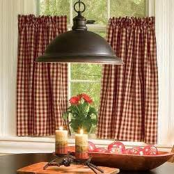 valance kitchen tiers classic country check tier curtain is  cotton with a pretty