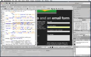 Dreamweaver Dreamweaver Tutorial Use Css3 Transitions For Form