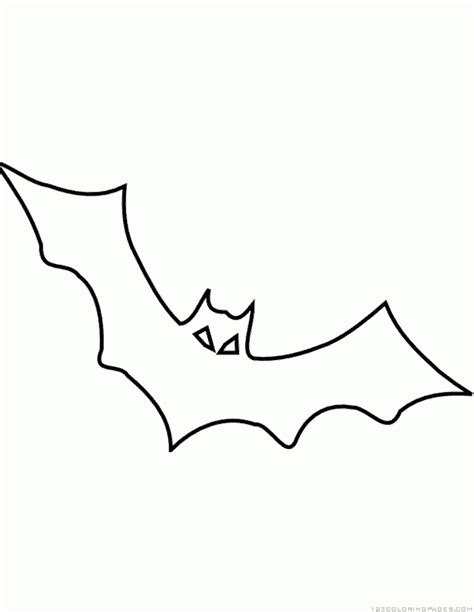 bumblebee bat coloring page bat coloring pages