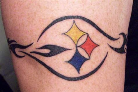 pittsburgh steelers tattoos pittsburgh steelers ideas