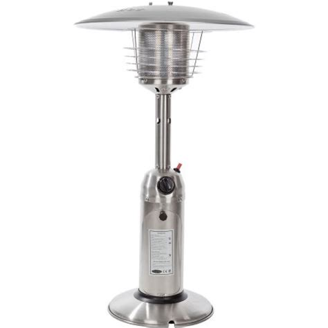 Patio Heater Walmart Sense Table Top Patio Heater Walmart