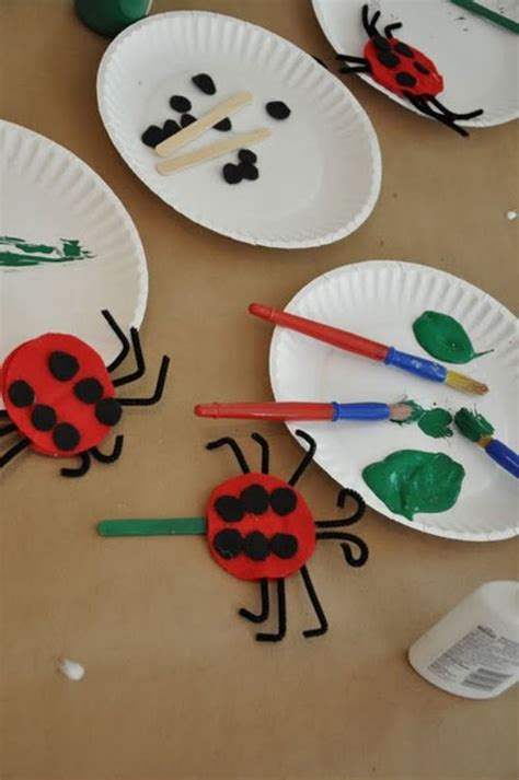 bug crafts for birthday ideas garden bug birthday