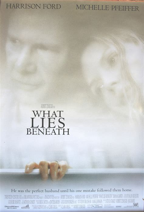 What Lies Beneath by Z Posters