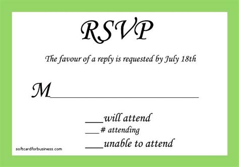 sample rsvp cards wedding rsvp wording how to uniquely word your