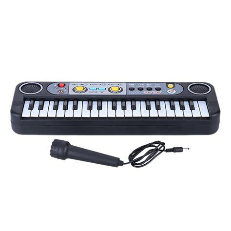 Sale Portable Piano Musical Keyboard Mainan Musik buy wholesale piano microphone from china