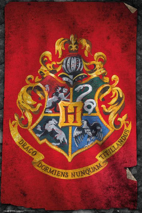 Special For Loyal Ft Readers Save 10 The Fab Selection At Azalea But Act Fast As The Offer Ends Sunday At Midnight 1112 Fashiontribes Fashion by Harry Potter Hogwarts Flag Poster Sold At Europosters