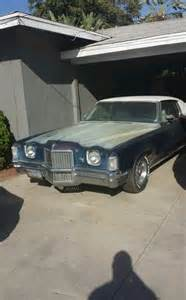 1971 Pontiac Grand Prix Sj For Sale Find Used 1971 Pontiac Grand Prix Sj In Monrovia