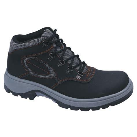 Sepatu Pria Sepatu Cowok 013 jual sepatu boot adventure gunung kulit laki laki pria