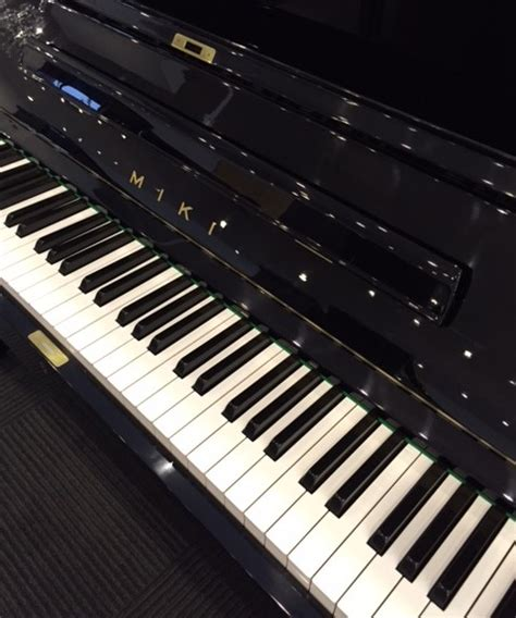 Kawai Top Prelove Singapore vivace miki m3a preloved piano