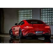Mehr Sport Wagen Tuning F&252r Mercedes AMG GT S Edition1