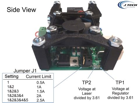 laser diode driver high current high current laser diode driver j tech photonics inc