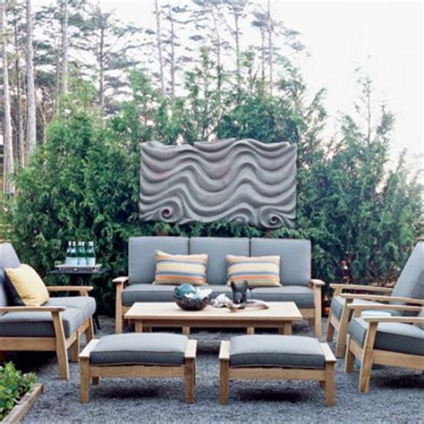 Backyard Seating by Ten Simply Ways To Add Wow To Your Outdoor Space