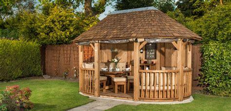 luxury gazebo ascot luxury wooden gazebo bespoke garden pavilion