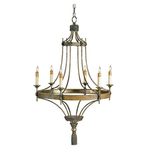 Dining Room Chandeliers Wrought Iron Rustic Bronze Wrought Iron 6 Light Chandelier Wrought