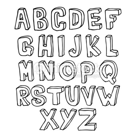 Design Lettre De L Alphabet Modele Lettre Alphabetique Document