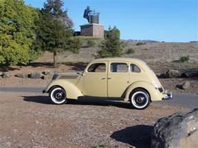 1937 ford 4 door sedan slant back for sale