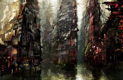 Urban Canal By Daniel Dociu Inspiration Pinterest City And Guild Walled Garden