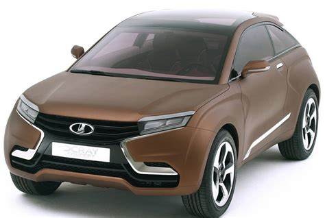 Auto Lada Lada Xray Concept 2012 Car Wallpapers Xcitefun Net